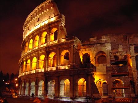 rome.colloseum